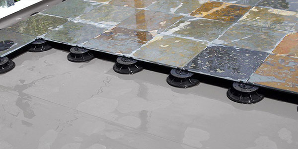 Image showing Duradek products and decking floating system